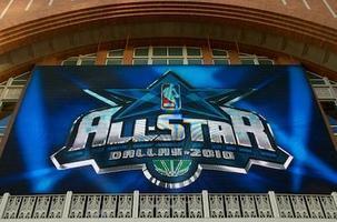 NBA ALL-STAR WEEKEND DALLAS, TX 2010