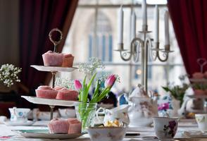 The Chocolate City Afternoon Tea at the Lord Mayor's Table