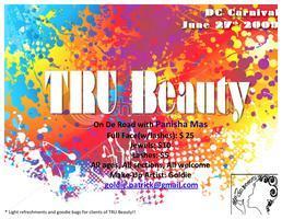TRU Beauty Make-Up on De Road DC Carnival