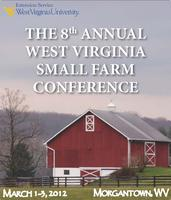 West Virginia Small Farm Conference 2012