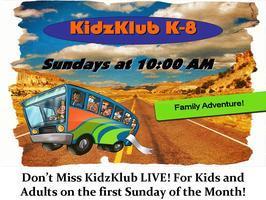 KidzKlub at Falmouth Baptist Church