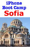 Sofia iPhone Boot Camp - Three Day Intensive Workshop