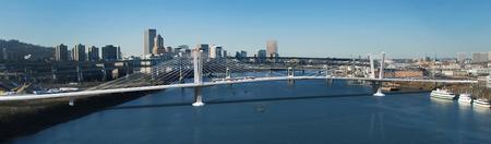 Portland-Milwaukie Light Rail Project: Willamette...