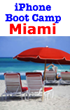 Miami iPhone Boot Camp - Three Day Intensive Workshop