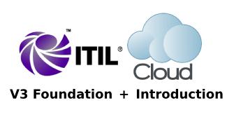 ITIL V3 Foundation + Cloud Introduction 3 Days Virtual Live Training in Hamburg