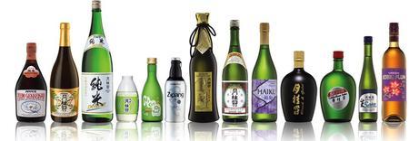 Sake Pairing Class