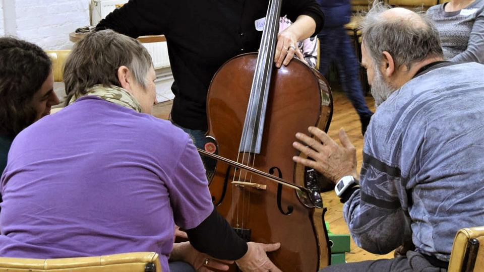 Community Music Practice: Working with People Living with Dementia   Goldsmiths, University of London