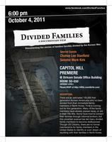 Divided Families Film Congressional Screening