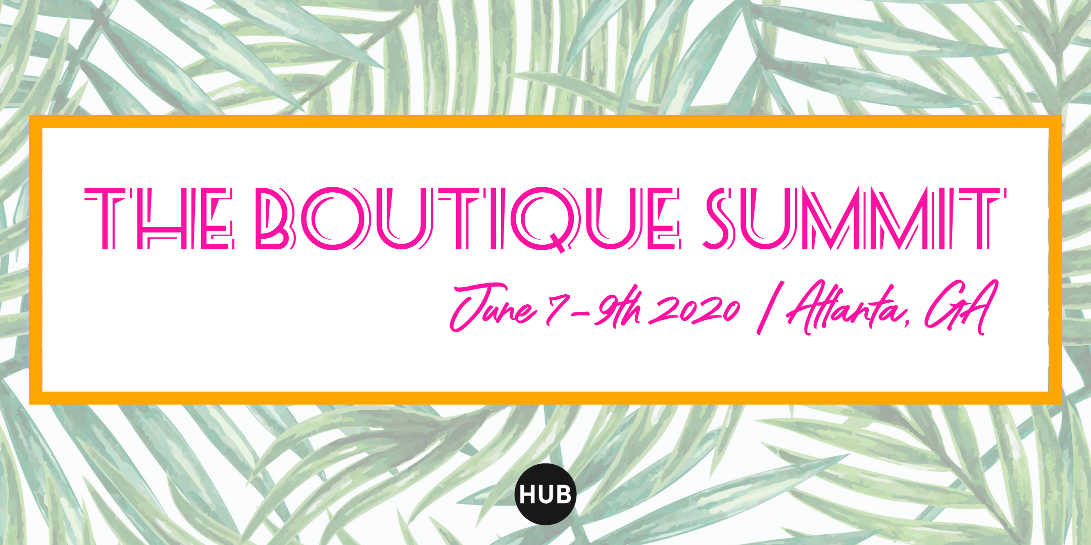 The Boutique Summit 2020