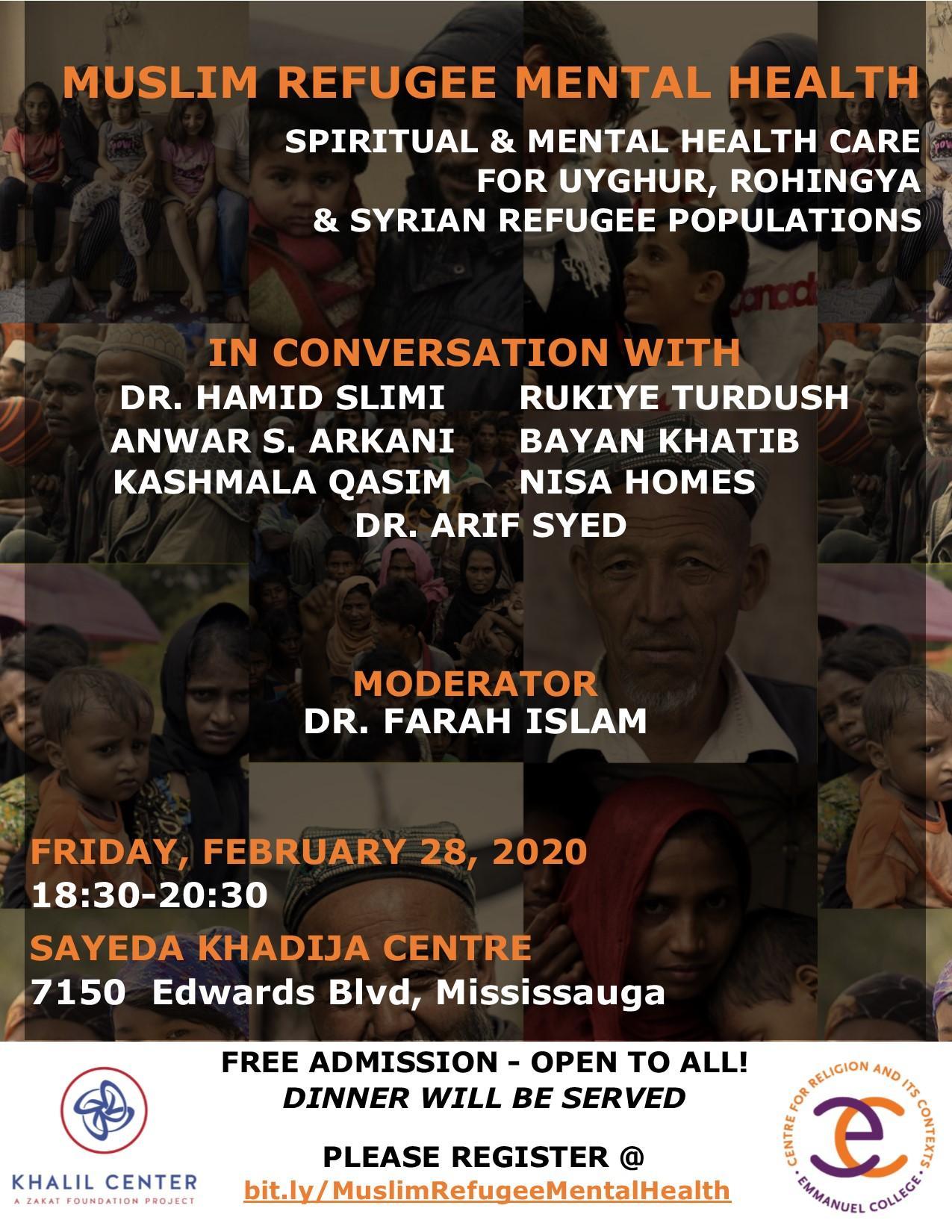Muslim Refugee Mental Health: Challenges & Solutions