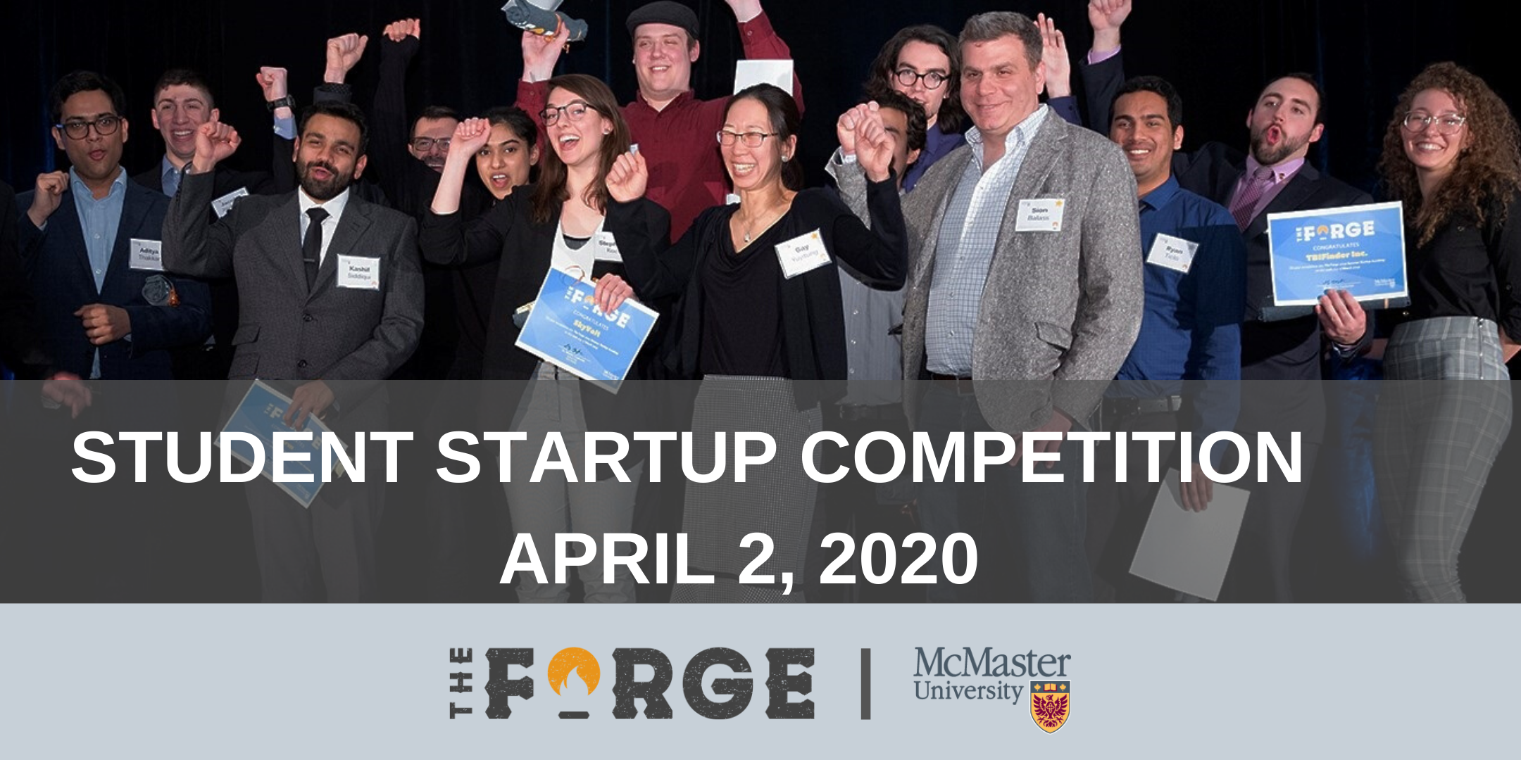 The Forge Student Startup Competition 2020