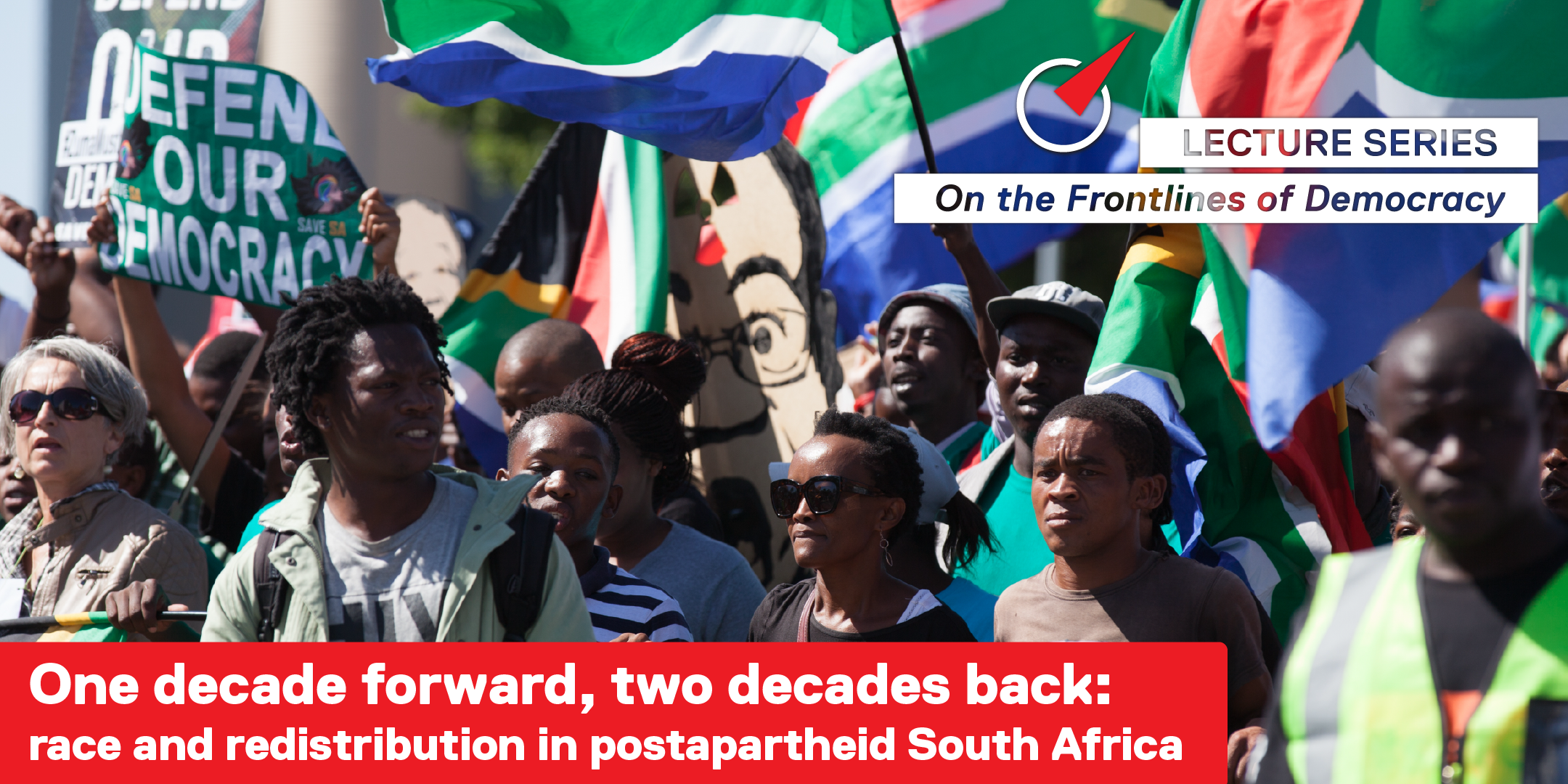 One decade forward, two decades back: race & redistribution in South Africa