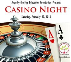 Casino Night presented by AbtS Education Foundation
