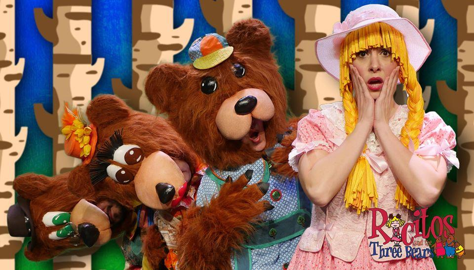 Ricitos and the Three Bears