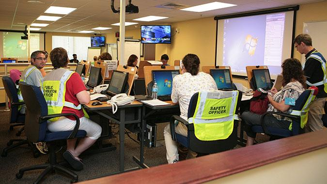 FEMA Basic Emergency Operations Center Functions