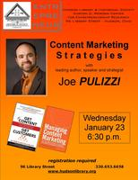 Content Marketing Strategies with Joe Pulizzi