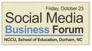 Social Media Business Forum