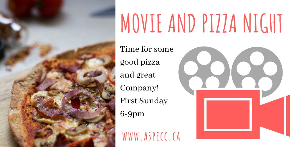LGBTQIA2s+ Youth Movie & Pizza Night