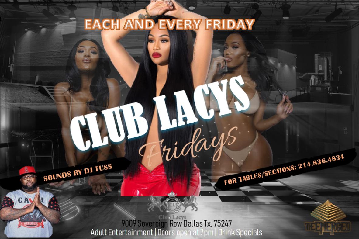 Club Lacys (Strip Club) 18+