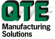 QTE Manufacturing Solutions logo