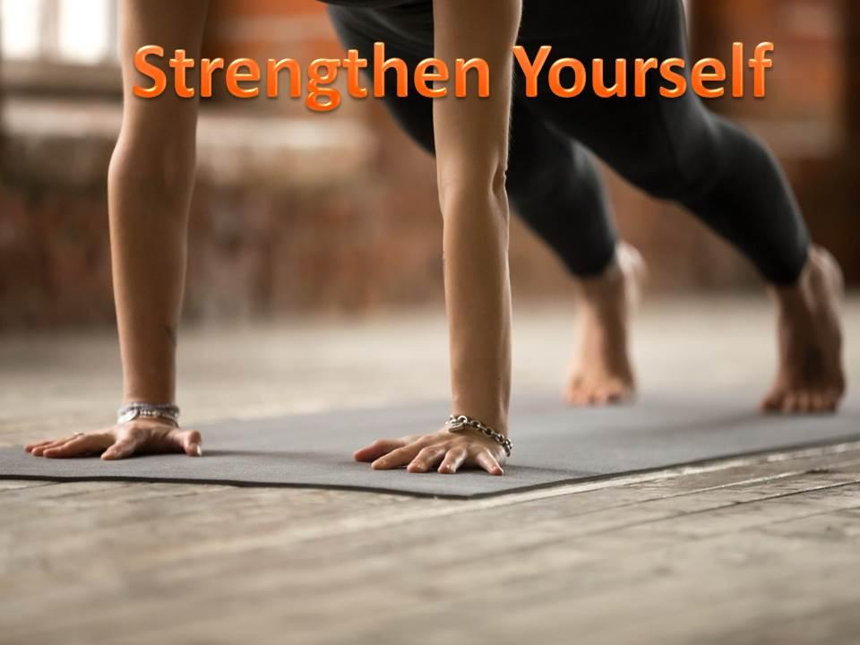 ONLINE Small Group Strengthening Training