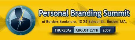 Personal Branding Summit - Boston, MA