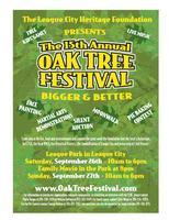 The 15th Annual Oak Tree Festival