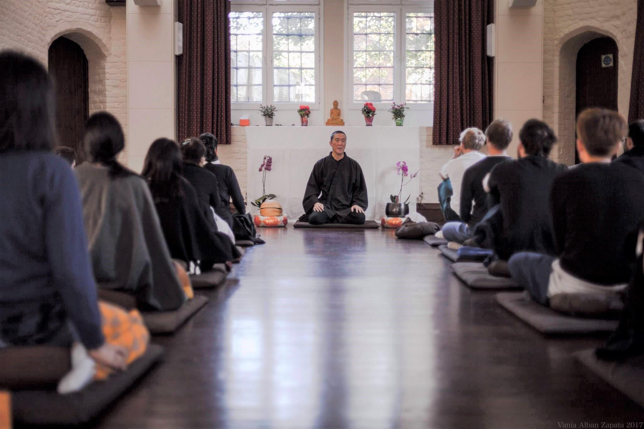 Group Chan Meditation (temporarily suspended due to coronavirus outbreak)