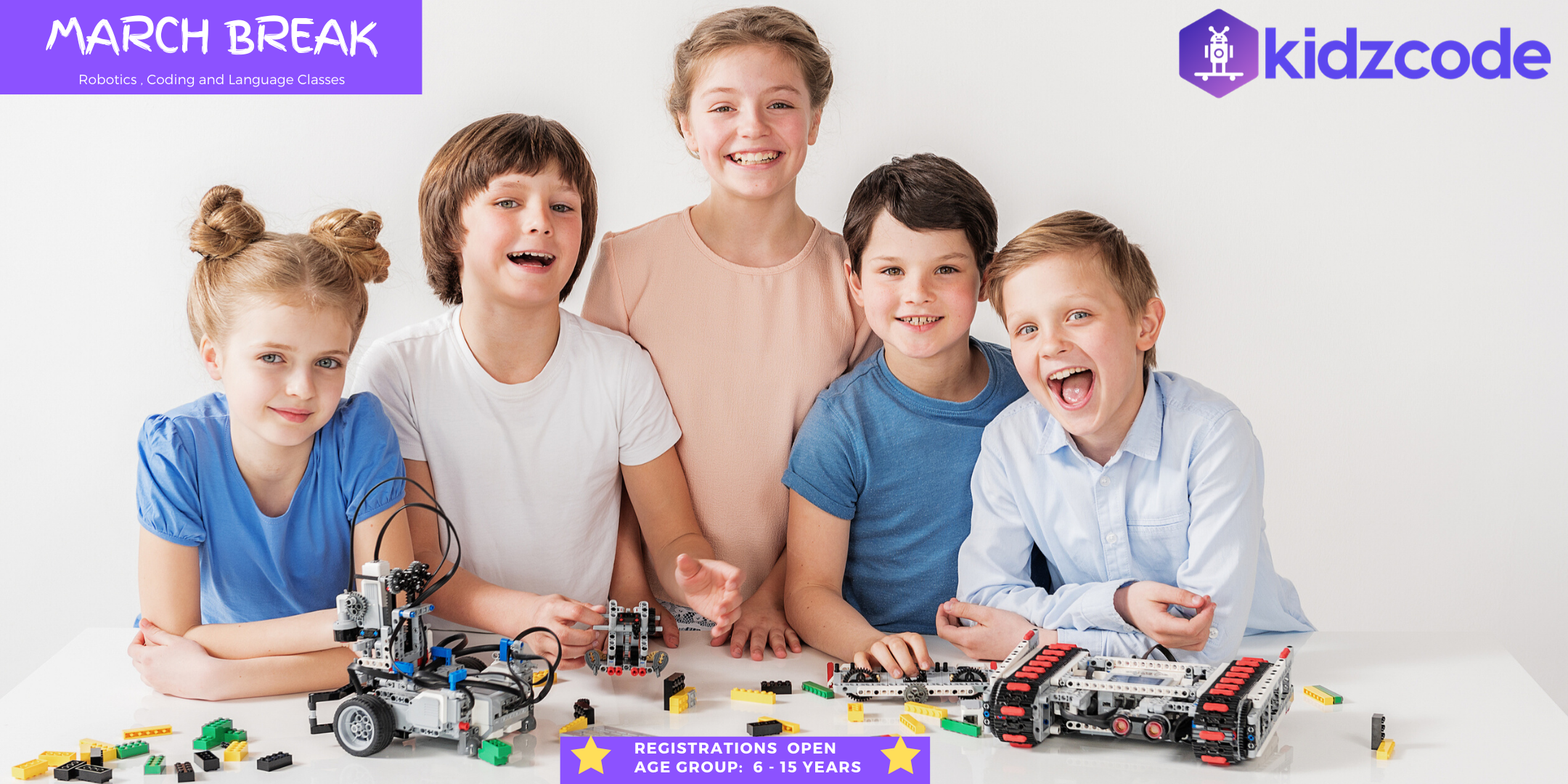 KIDS MARCH BREAK - STEM, Coding and Python Camp in Mississauga