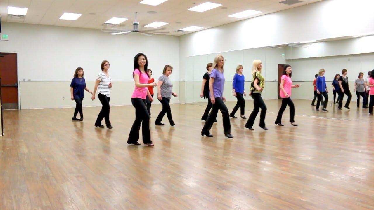 Postponed - Line Dancing Class - Beginner