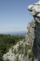 High Adventure - The Rock Face - Wilderness Obstacle...