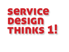 Service Design Thinks 1