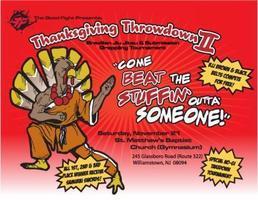 Thanksgiving Throwdown II