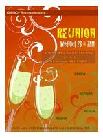 REUNION: Fall Wine and Food Tasting Networking Social...