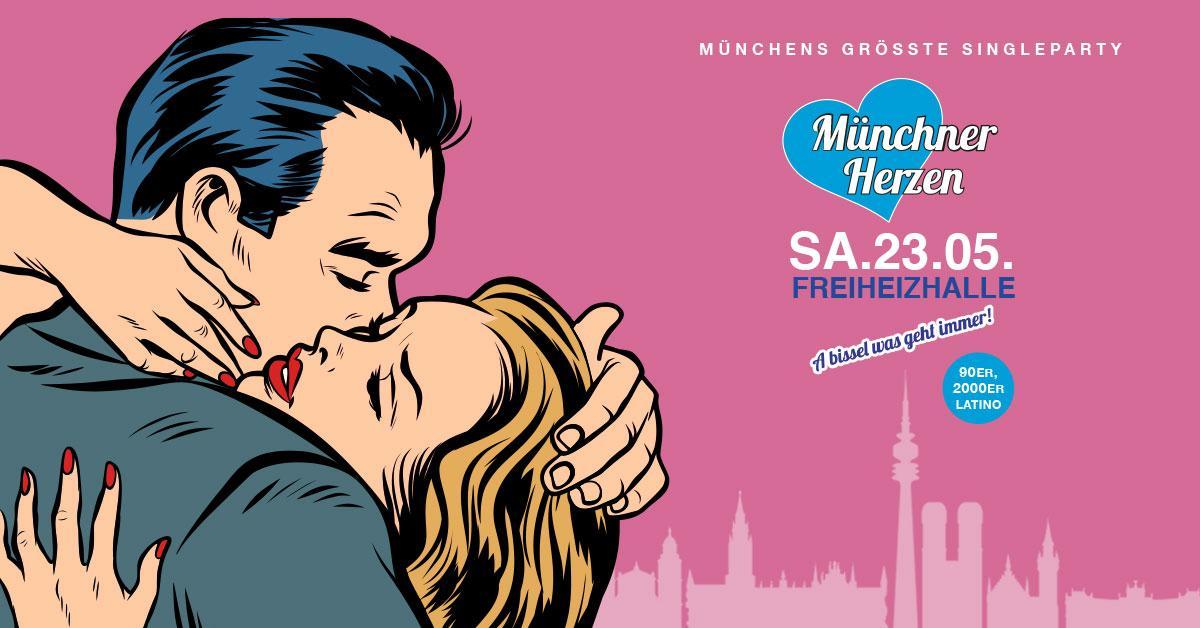 Münchner Herzen - ein bissel was geht immer ;-) Ab 21 Uhr!