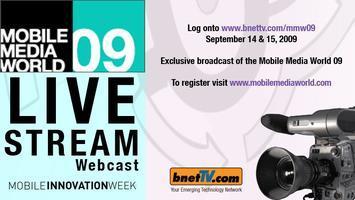 Mobile Media World 09 Live Streaming Webcast