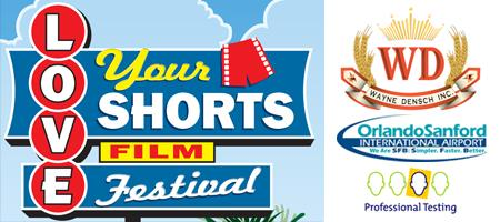 Love Your Shorts Film Festival. February 15-17, 2013