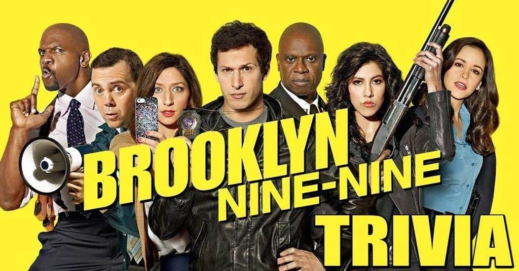 Brooklyn Nine-Nine Trivia Night at Rusty's KELOWNA!