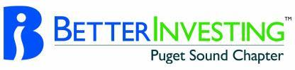 BetterInvesting Puget Sound Chapter Investing 101