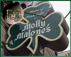 Epic Floyd at Molly Malone's