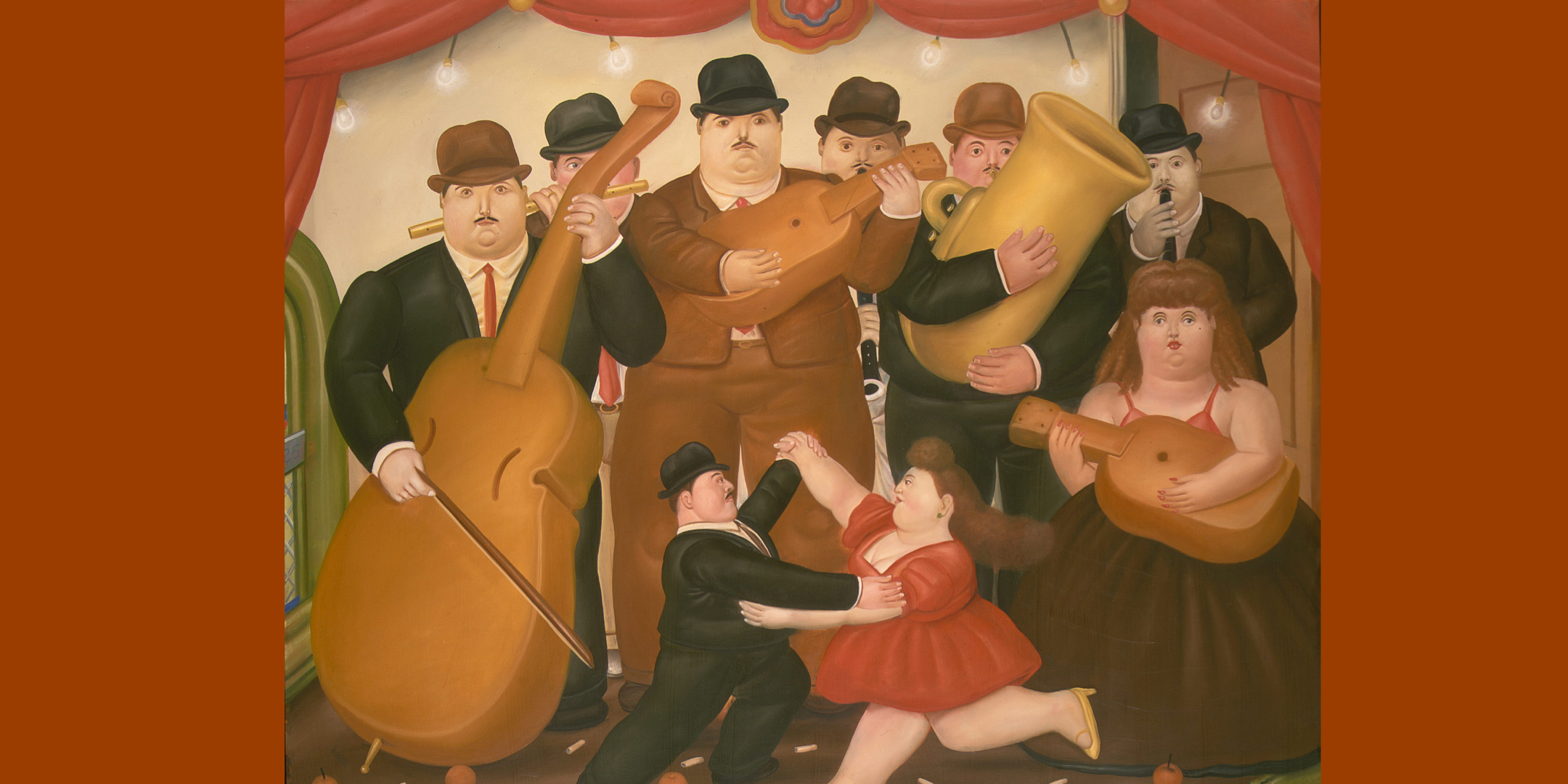 BOTERO - OPENING NIGHT + OPENING PARTY