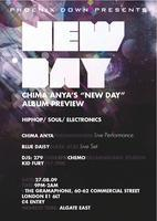 "Chima Anya ""New Day"" Album preview party w/ Blue Daisy"
