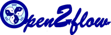 Open 2 Flow logo