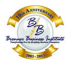 Bronner Business Institute logo