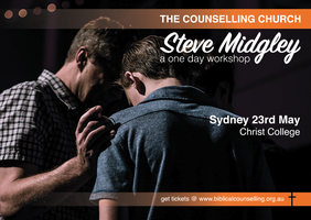 The Counselling Church  - Sydney one day workshop with...
