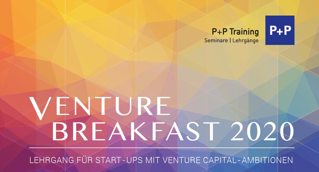 Venture Breakfast 2020 in BERLIN