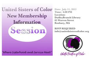 New Membership Information Session