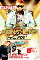 Konshens live and Uncut in ATL