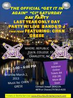 "4 Your Soul Entertainment ""CI"" Saturday Day Party"