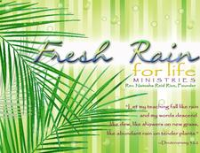 Fresh Rain for Life Ministries - Rev. Natosha Reid Rice logo